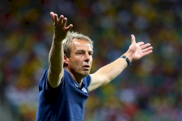 Jürgen Klinsmann Getty Images