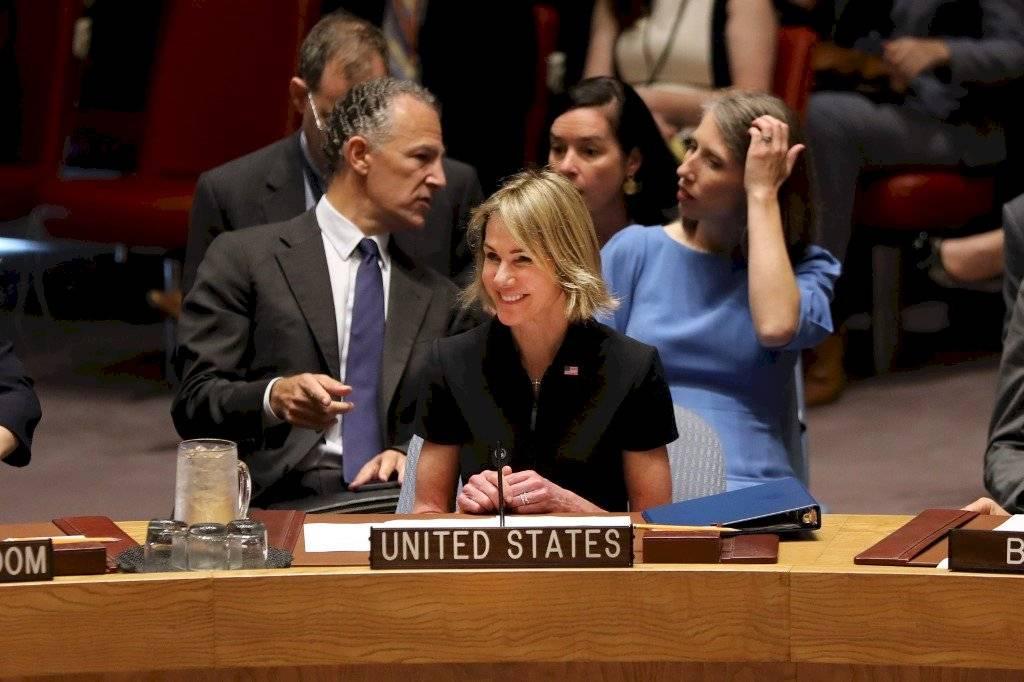 Kelly Craft, embajadora de Estados Unidos ante la ONU