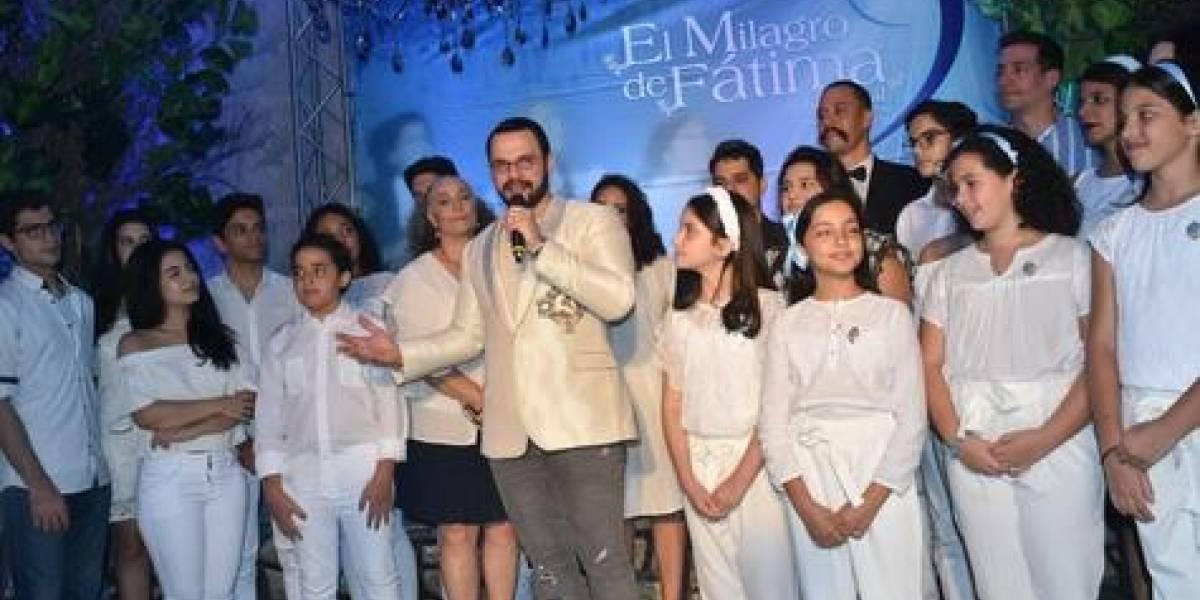 """""""El Milagro de Fátima"""", un musical a prueba de fe"""