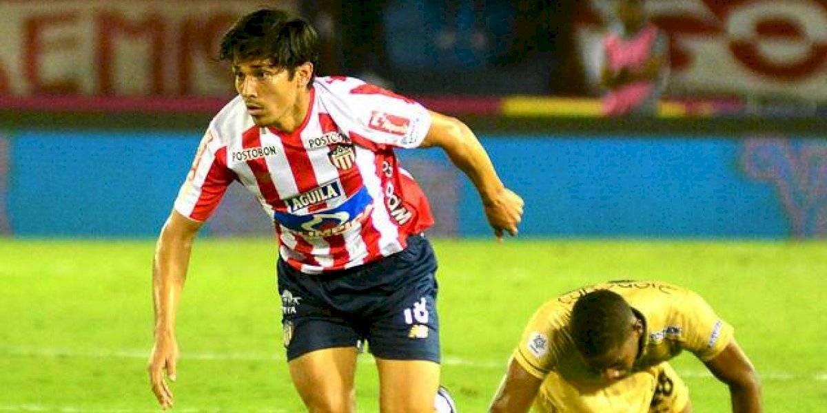 Matías Fernández ve la luz y vuelve a ser considerado en Junior