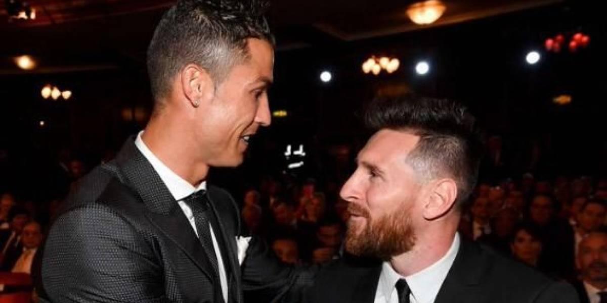 Lionel Messi confesó que le gustaría tener una cena con Cristiano Ronaldo