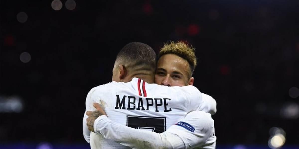 Neymar podría jugar este fin de semana