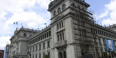 Palacio Nacional, Guacamolón