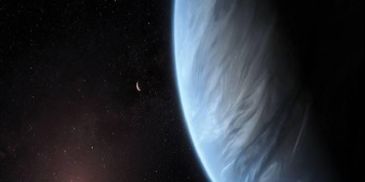 Hallan agua en K2-18b, el único exoplaneta conocido potencialmente habitable