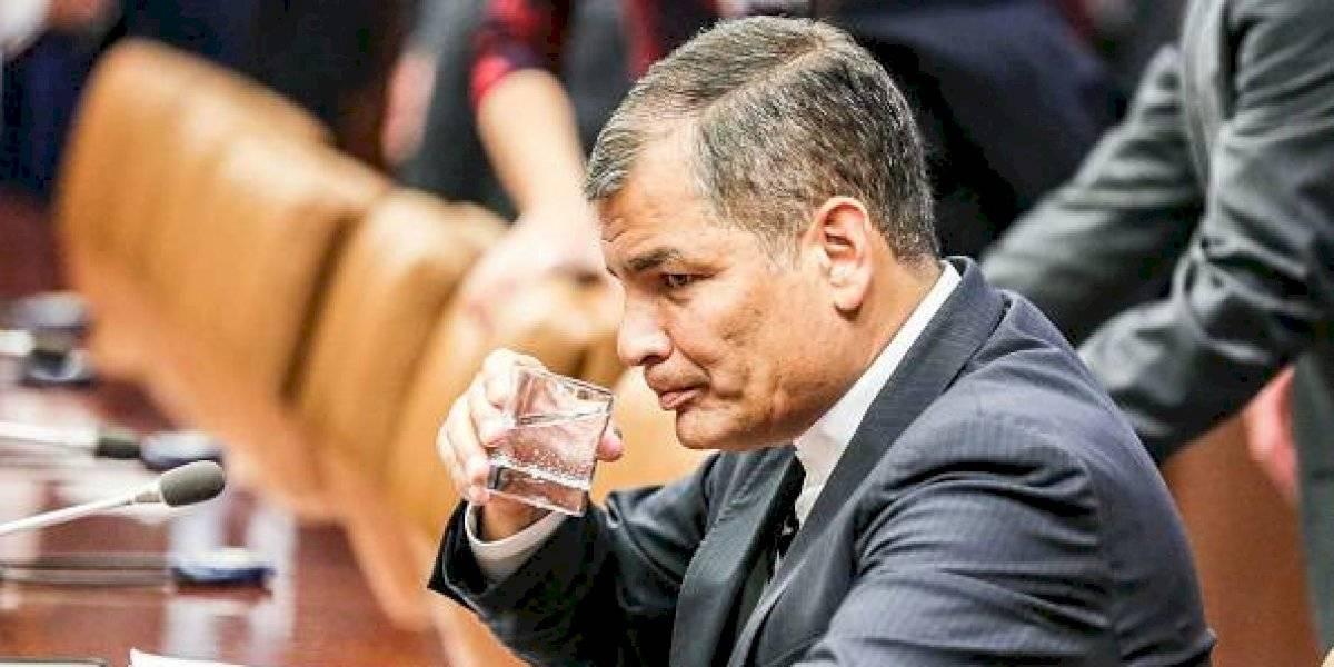 Dictan auto de llamamiento a juicio para Rafael Correa ¿Qué significa?