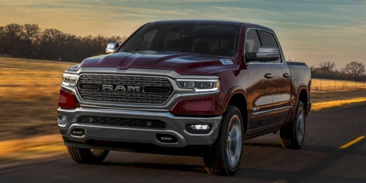 RAM 1500, la primera pick up en lograr el Top Safety Pick+