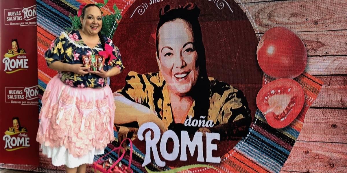 Doña Rome se inspiró en tres exquisitos sabores chapines en estas nuevas salsitas