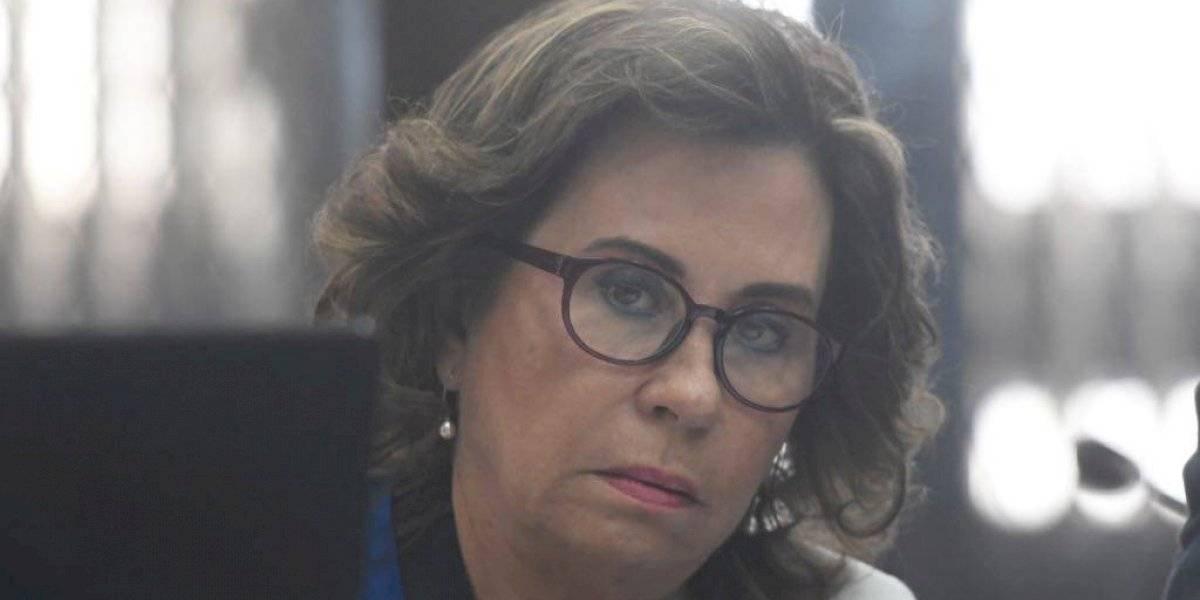 Juzgado ordena que Sandra Torres sea evaluada por el Inacif