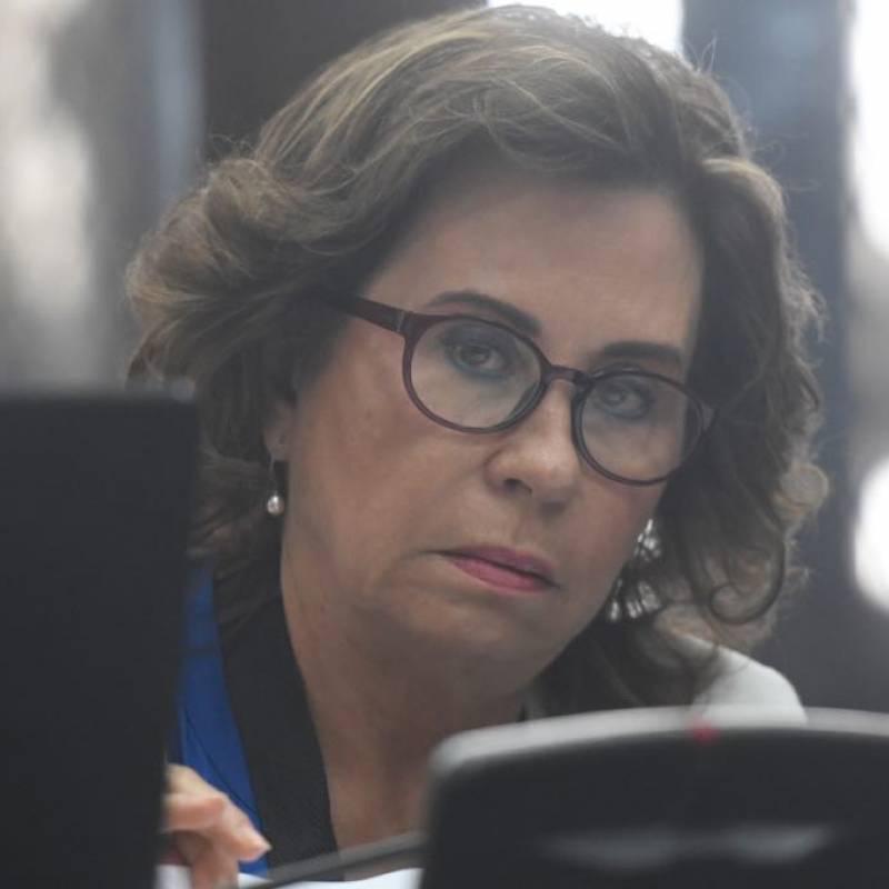 Tras presentar acusación, MP pide ligar a Sandra Torres por dos delitos