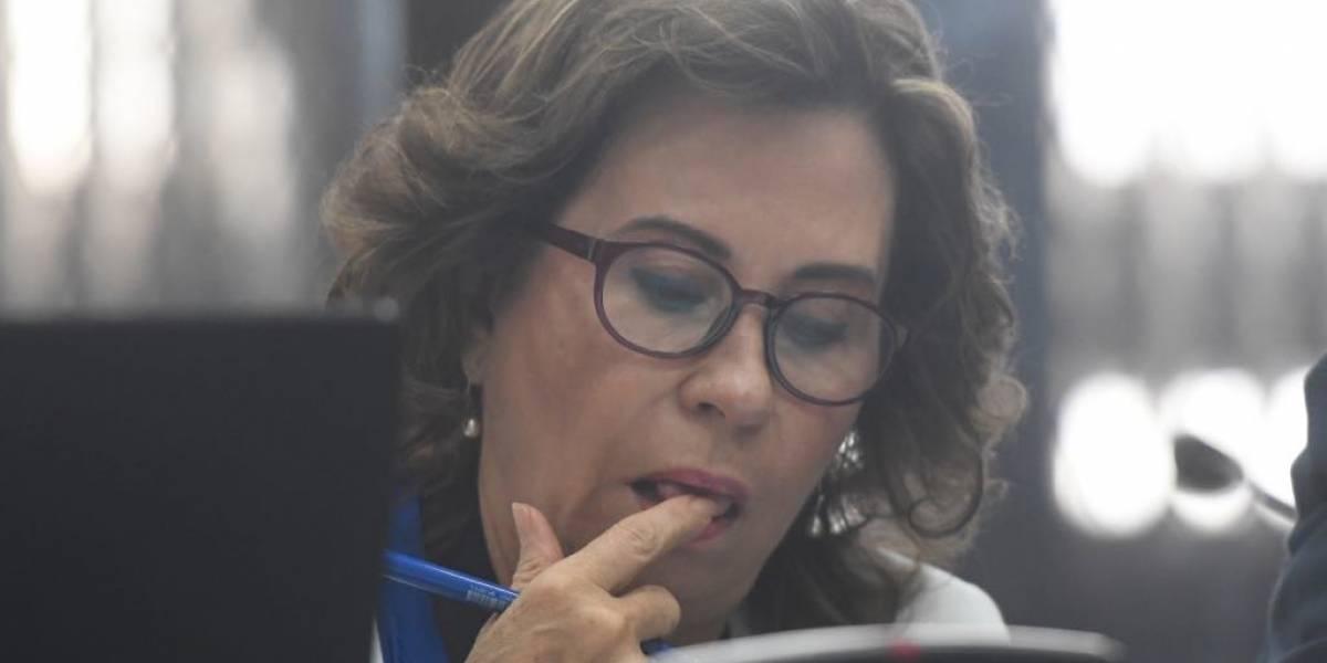 Beneficio a Sandra Torres perjudicaría casos por delitos electorales