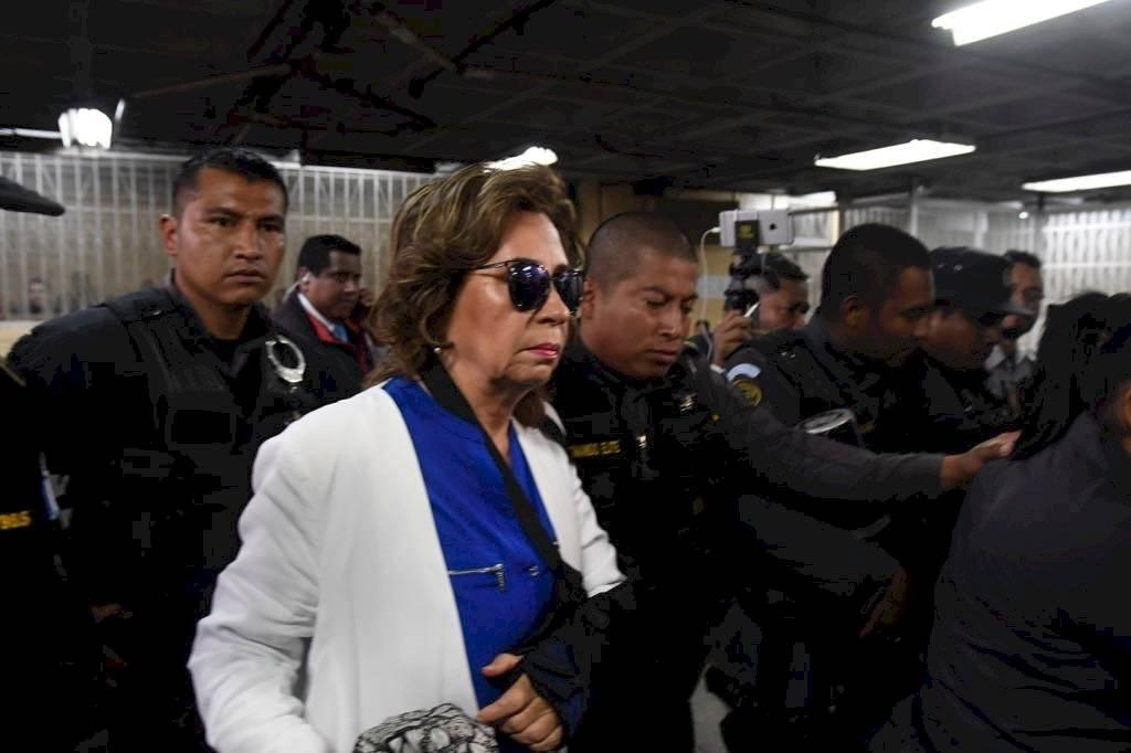Sandra Torres fue candidata a la presidencia por el partido UNE en las elecciones de 2019. Foto: Omar Solís