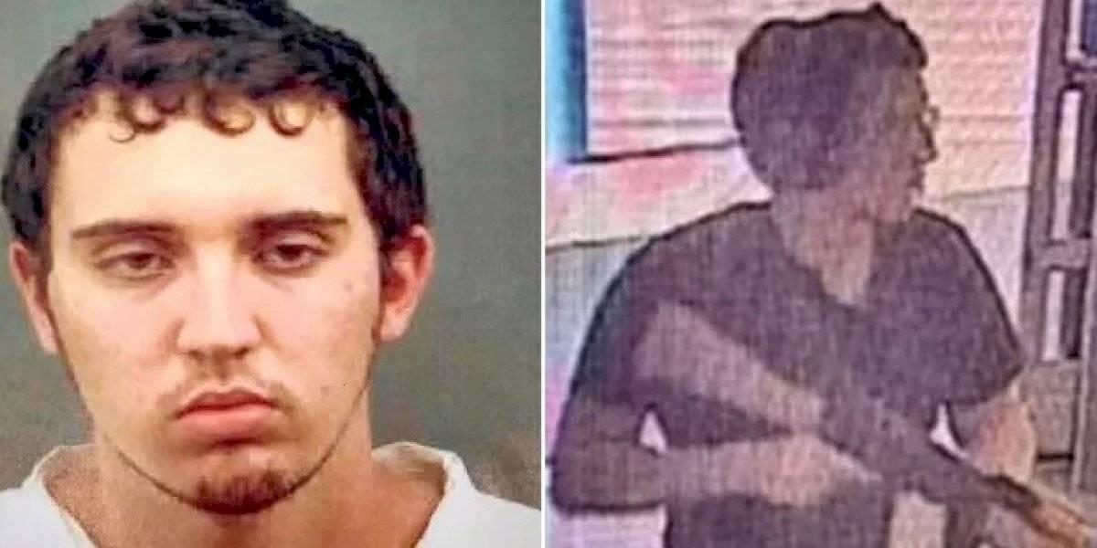 Levantan cargos contra autor masacre en Walmart de El Paso