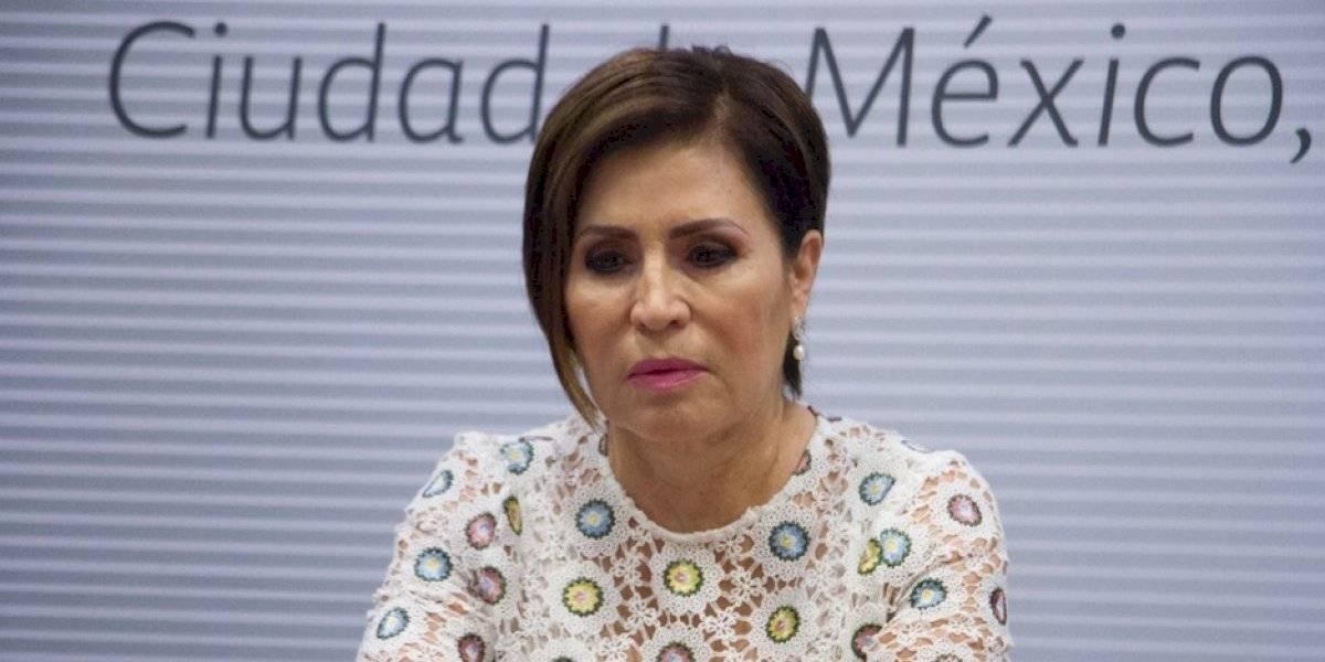 Yo estuve una vez en la casa de Rosario Robles, confirma AMLO