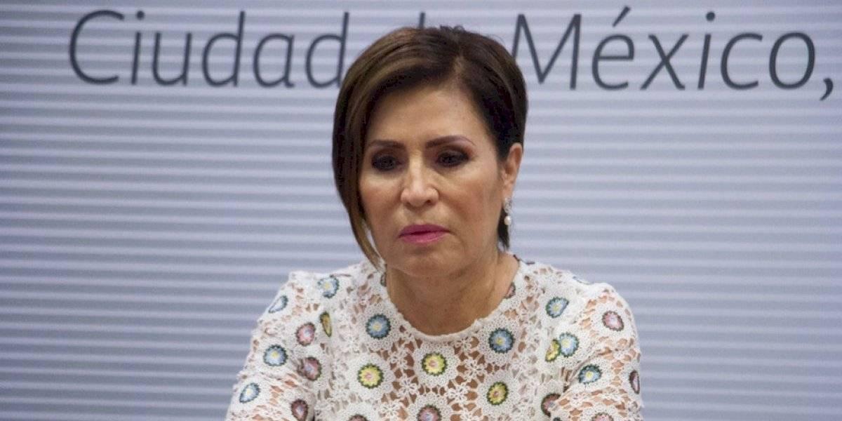 Rosario Robles continuará recluida hasta que se dicte sentencia, determina juez