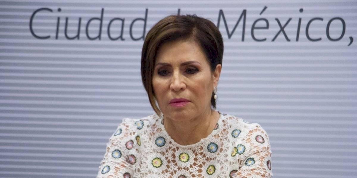 Trasladan a Rosario Robles al Reclusorio Sur para audiencia