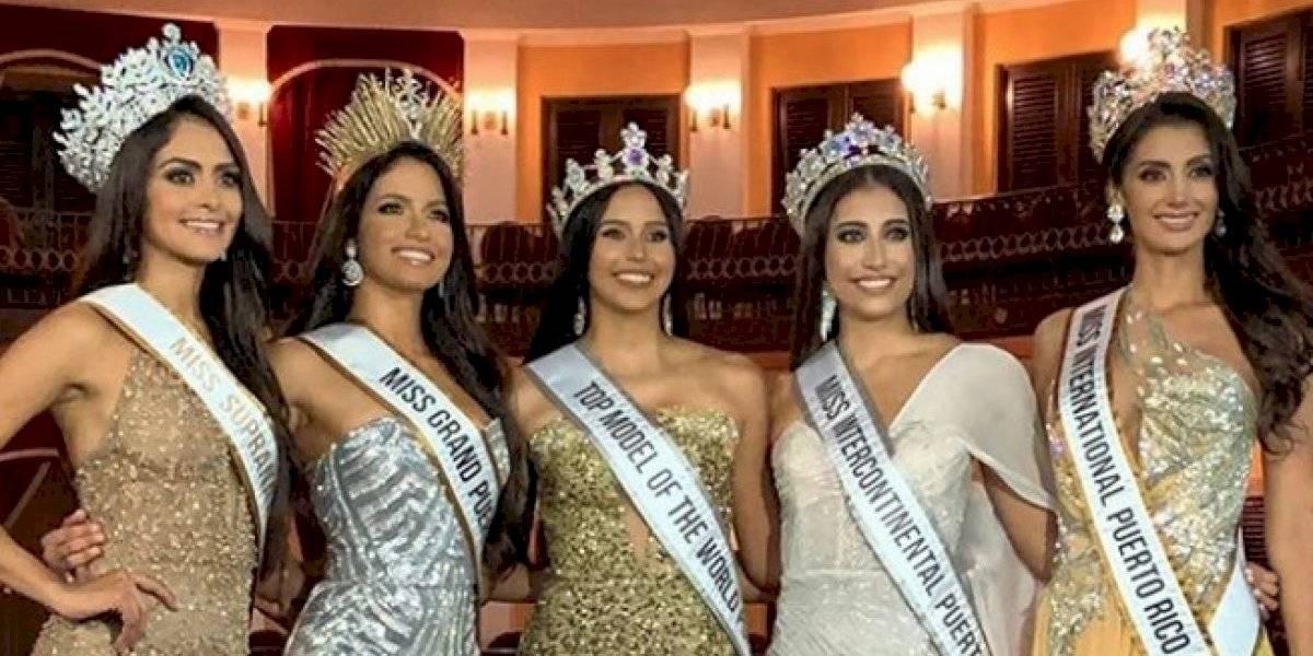 Puerto Rico completa su cuadro de reinas 2019 con ganadoras de Nuestra Belleza P. R.
