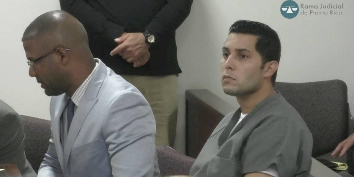 Jueza deniega descalificación de defensa de Jensen Medina Cardona