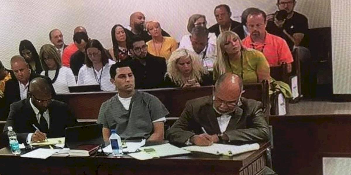Pareja de Arellys Mercado testifica en vista preliminar contra Jensen Medina Cardona