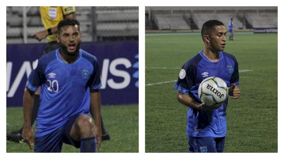 Danilo Guerra y Marvin Ceballos forman parte del 11 ideal de la semana de la Liga de Naciones Concacaf