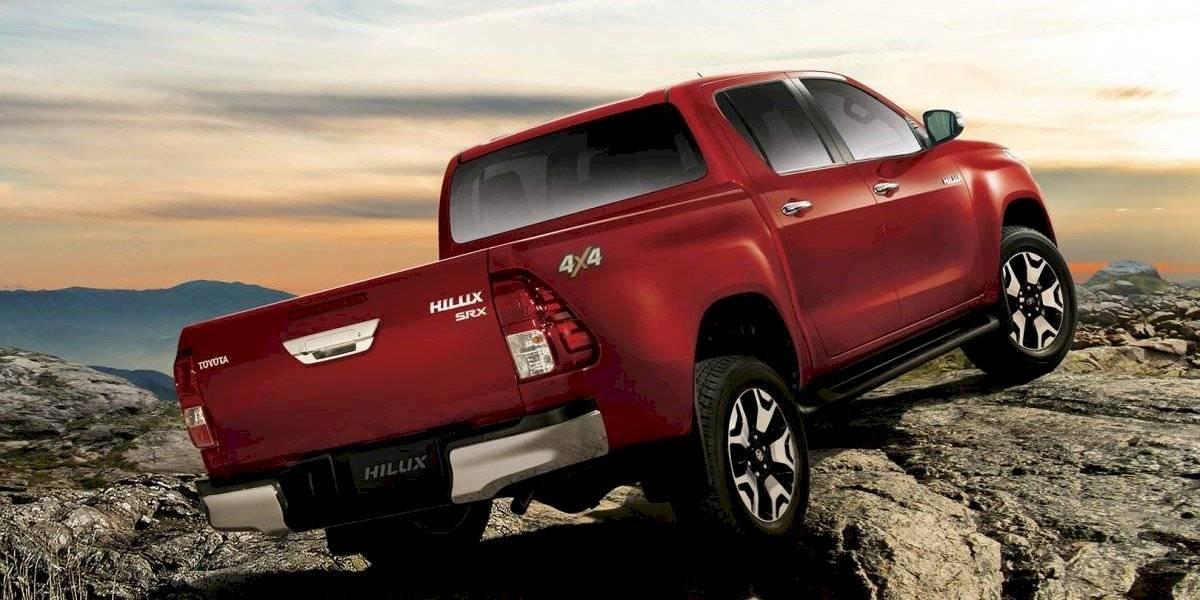 Toyota actualiza su Hilux y la dota de mayor seguridad