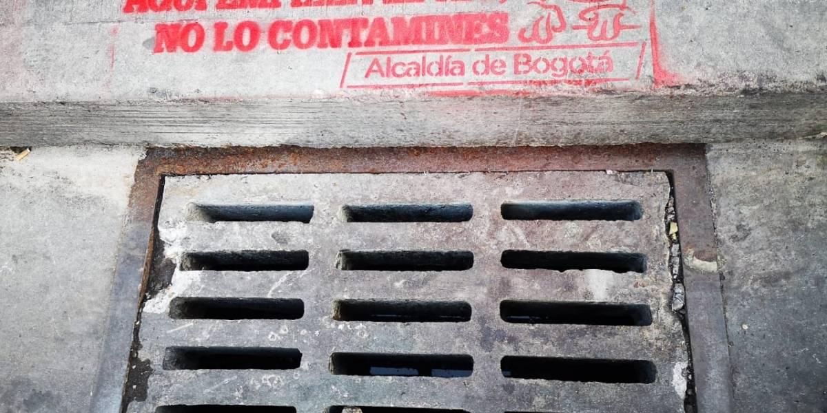 Desde las alcantarillas, así puede ayudar a limpiar el río Bogotá