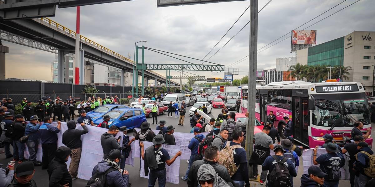 Interjet y Aeromar apoyarán a pasajeros ante bloqueo de policías