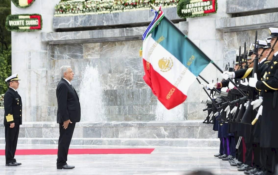 172 Aniversario de la Gesta Heroica de los Niños Héroes de Chapultepec
