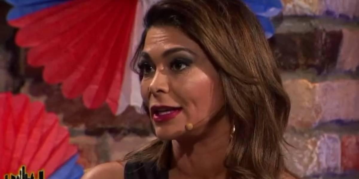"""Antonella Ríos y las críticas en redes sociales: """"¡Las mujeres son tremendamente machistas!"""""""