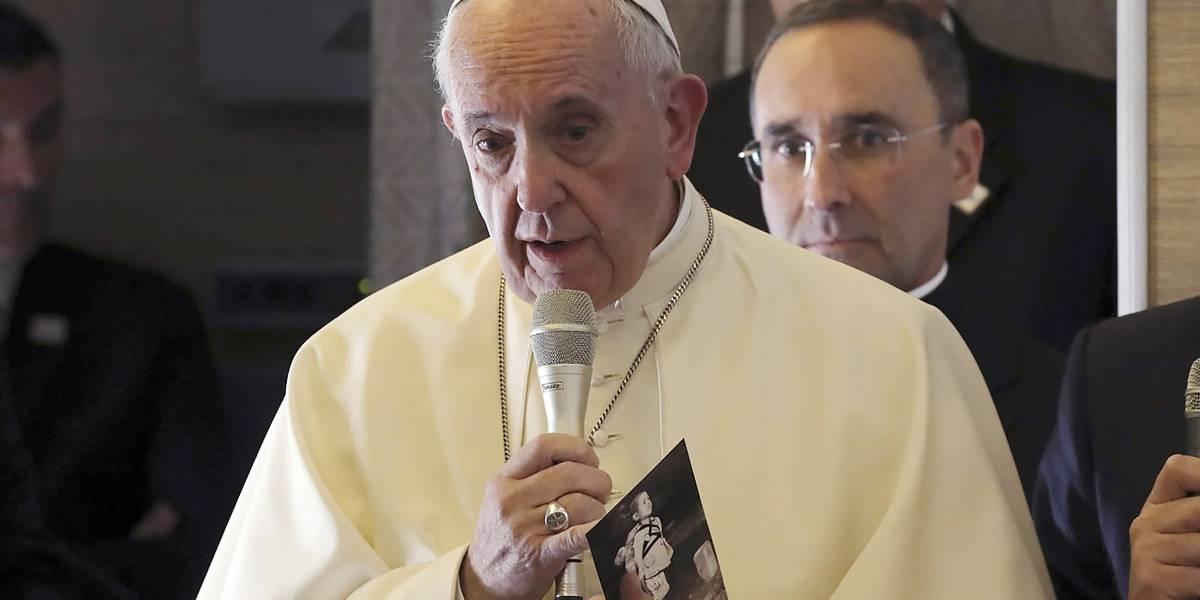 El papa Francisco visitará Tailandia y Japón en noviembre
