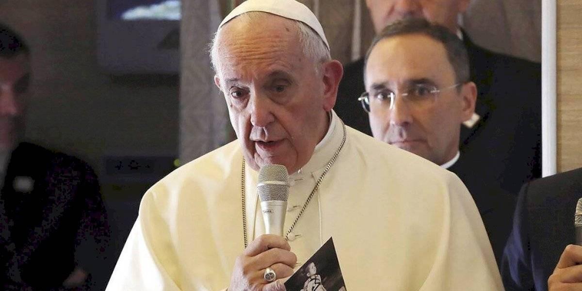 Francisco visitará Tailandia y Japón en noviembre