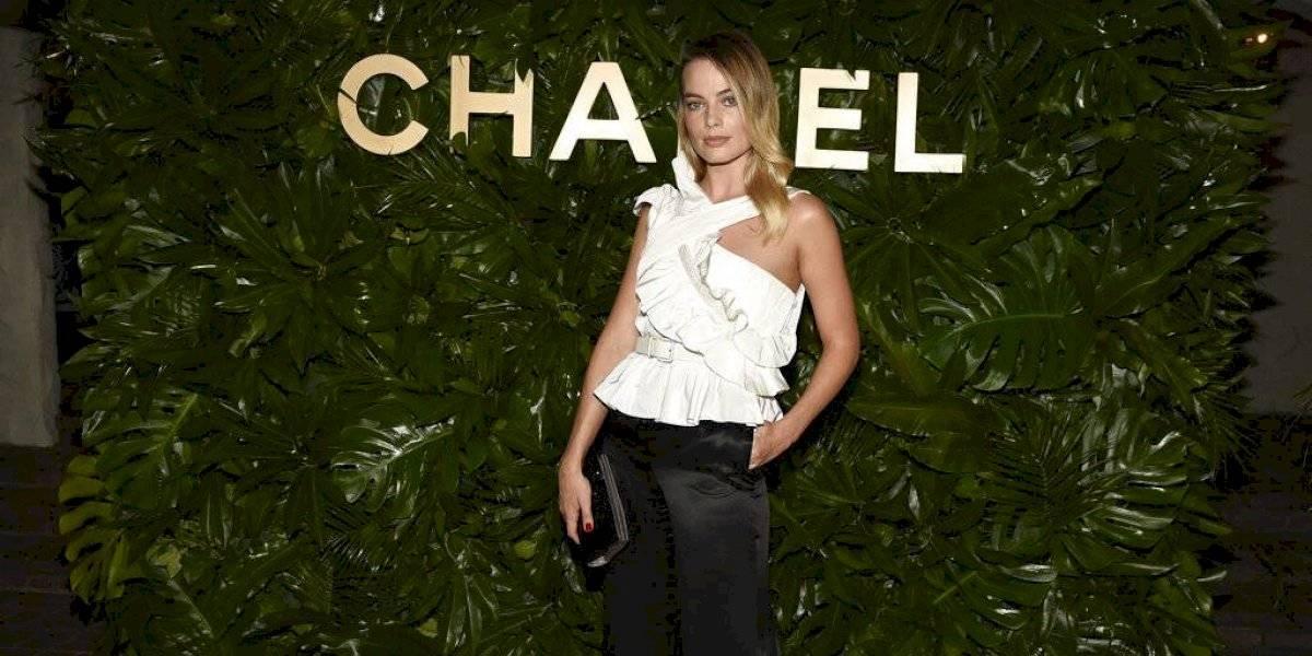 Afortunada Margot Robbie como rostro de perfume de Chanel