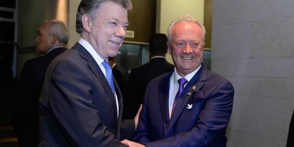 Arturo Calle aspiraría a la Presidencia de la República en 2022