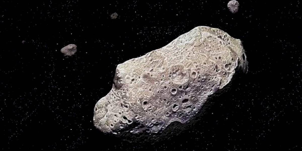Fin de semana: Dos grandes asteroides pasarán cerca de la Tierra