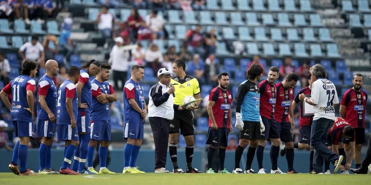 Ex jugador de América defraudó a leyendas de Cruz Azul y Atlante