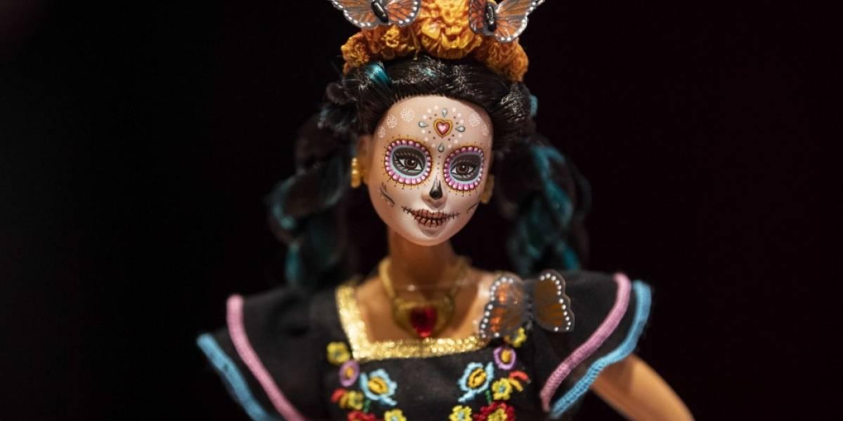 Presentan Barbie especial del Día de Muertos