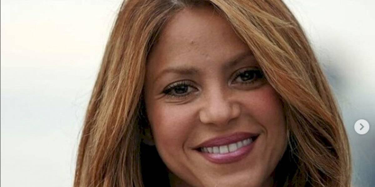 Sale a la luz fotos inéditas donde se evidencia que Shakira no usó ropa interior en un concierto