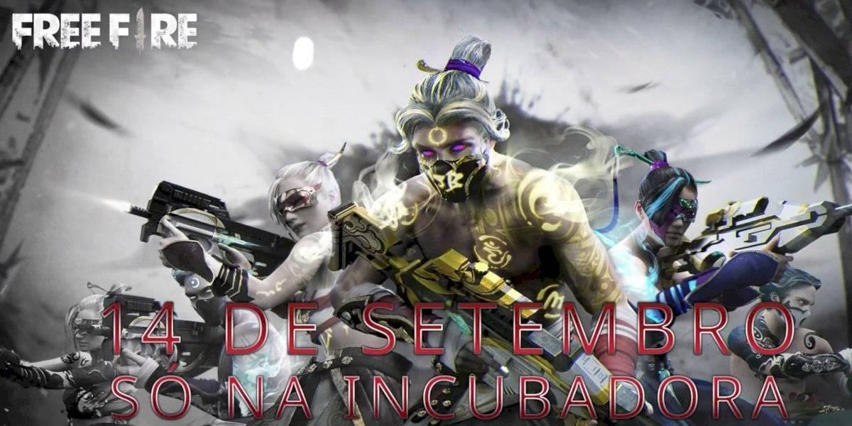 Garena Free Fire recebe novo pacote de skins: 'Místicos Yin&Yang'