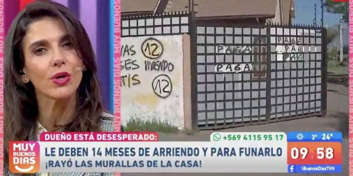 """""""¿Ha estado cinco días sin comer?"""": la pregunta que incomodó a María Luisa Godoy en el """"Muy Buenos Días"""""""