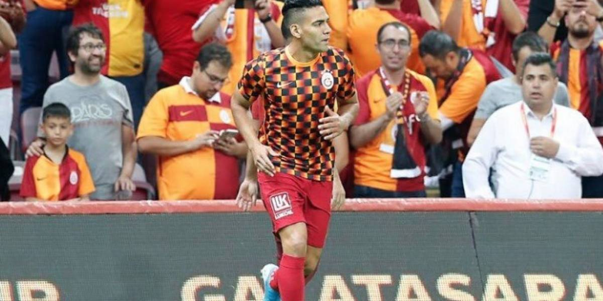 Falcao aún no está físicamente listo — AT de Galatasaray