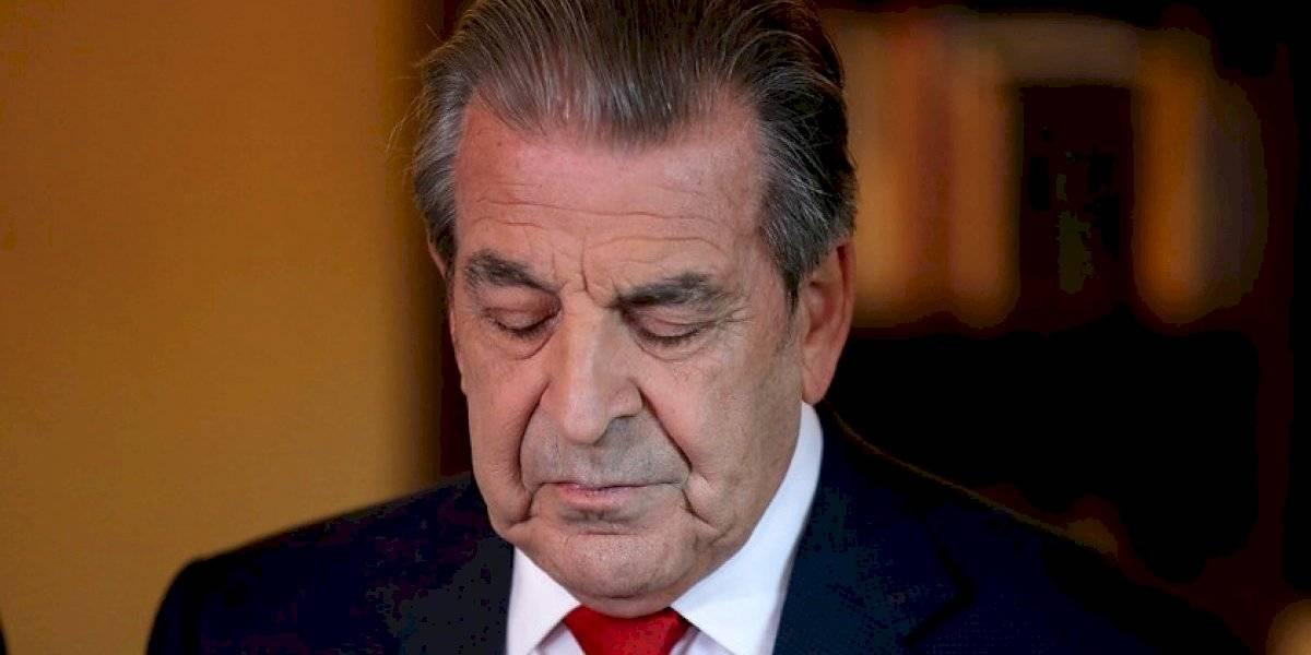 """Ex presidente Frei-Ruiz Tagle negó un """"tongo"""" en la autodenuncia por fraude de su hermano Francisco"""