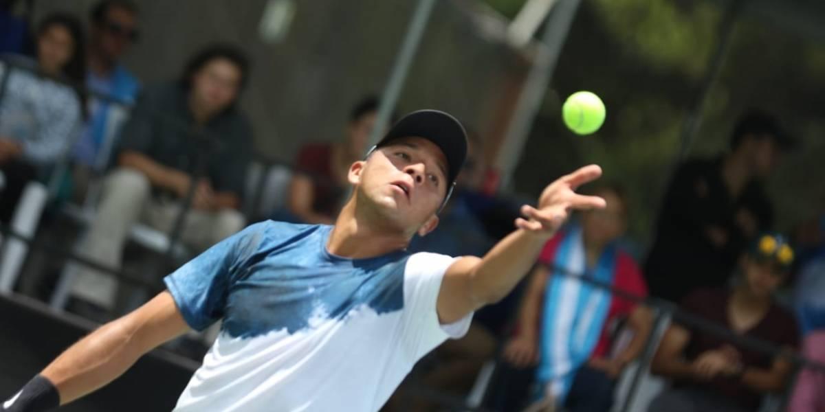 Copa Davis: Wilfredo González logra importante victoria y empata la serie ante Bolivia