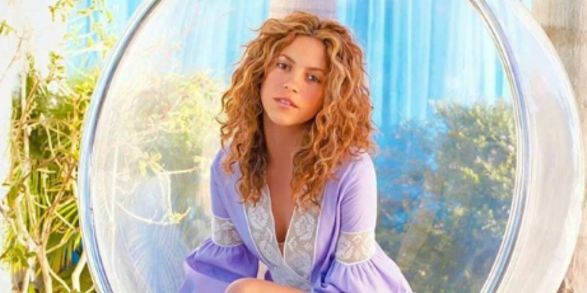 Filtran video de una Shakira en su época adolescente y bailando la danza del vientre