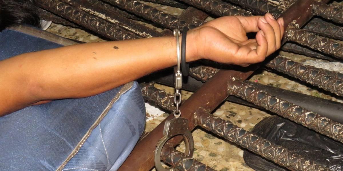 Denuncian hallazgos de personas detenidas en condiciones infrahumanas en sedes policiales