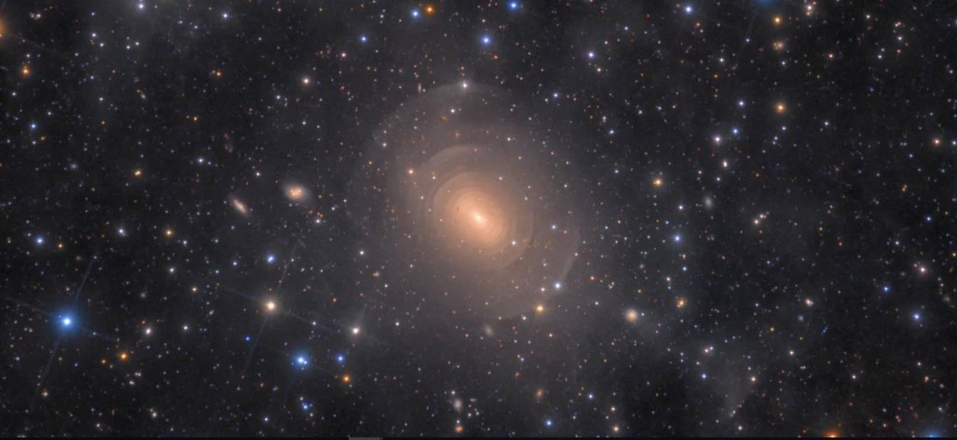 Galaxia: astrónomos descubren existencia de gigantesca masa que las rodea
