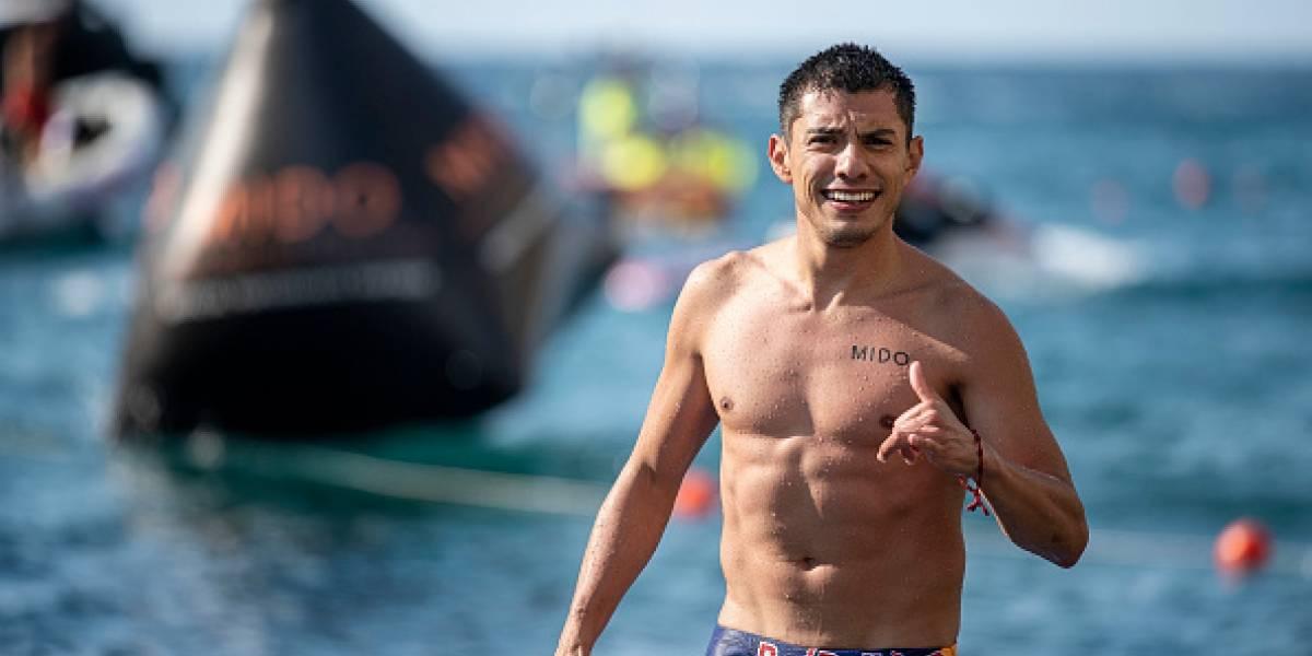 Clavadista mexicano Jonathan Paredes se coloca en segundo sitio en Mundial de Clavados