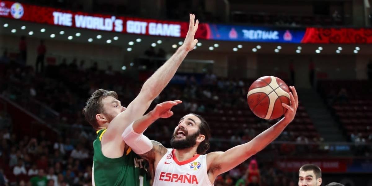 España vence en un épico partido a Australia y se mete en la final del Mundial de Básquetbol