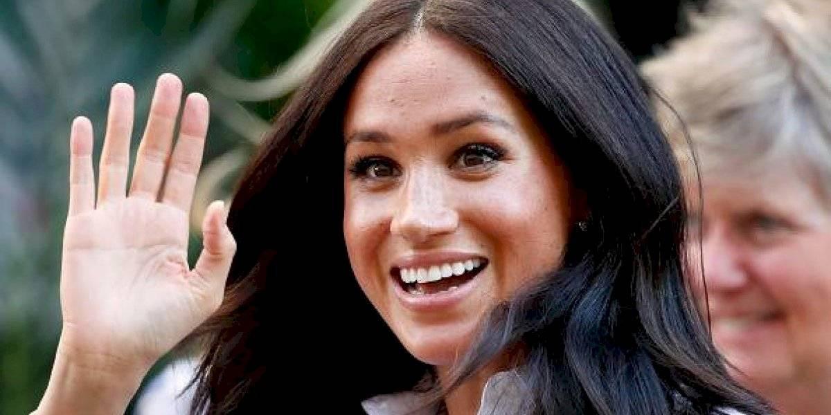 Meghan Markle firmó con Disney, después de romper con la realeza británica