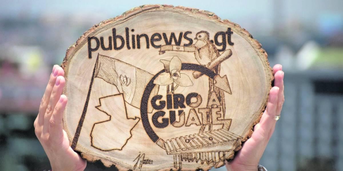 """5 iniciativas que le han dado  un """"giro a Guate"""""""