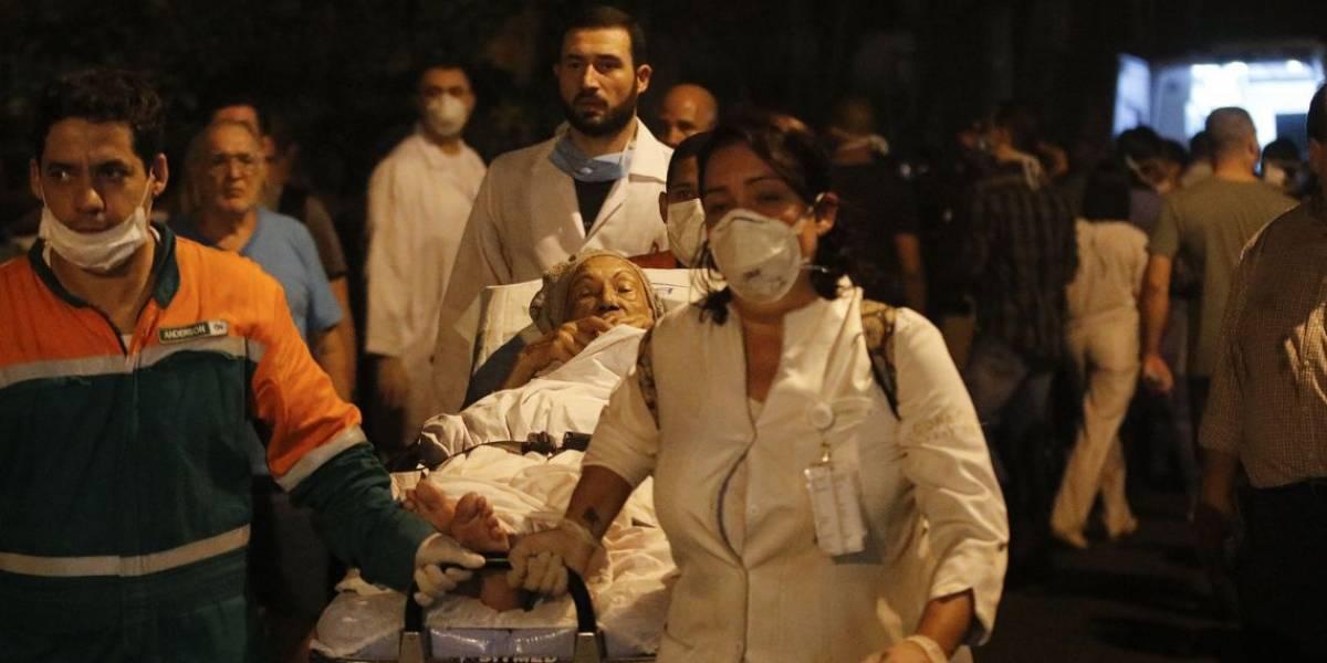 IML confirma 11ª morte pelo incêndio no Hospital Badim