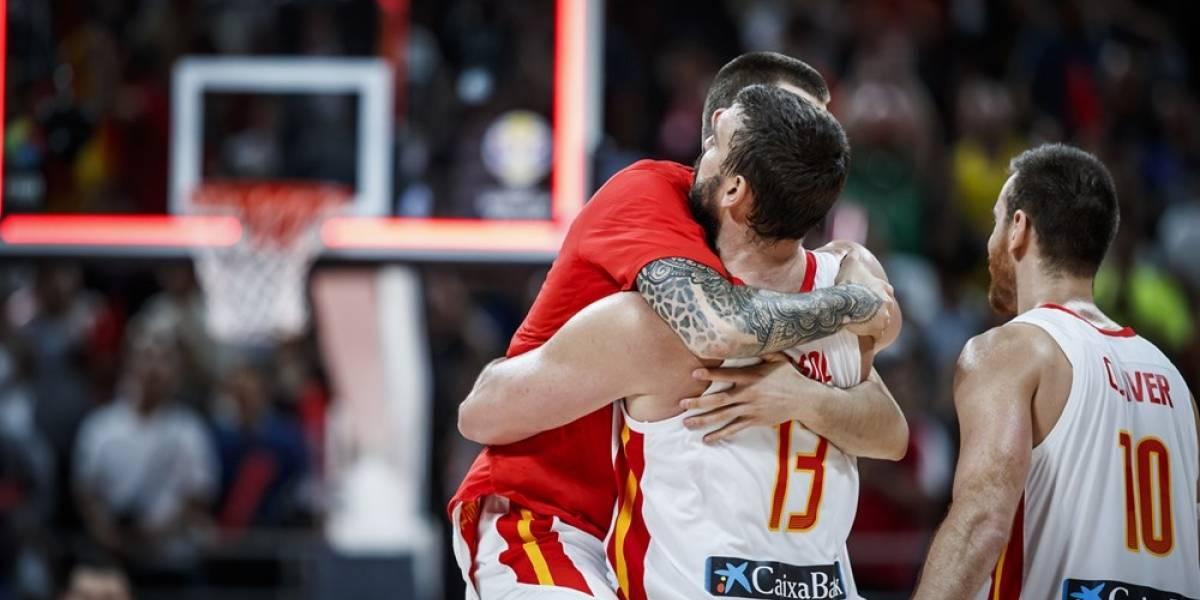 Argentina y España al último baile de la Copa Mundial FIBA 2019